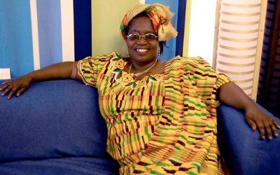 Betty Asafu-Adjaye