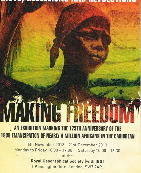 Making Freedom Exhibition