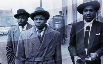 They came before the Empire Windrush