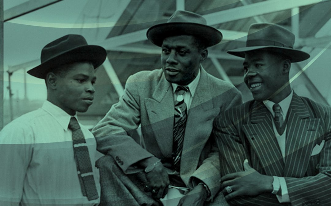 Windrush: Songs in a Strange Land