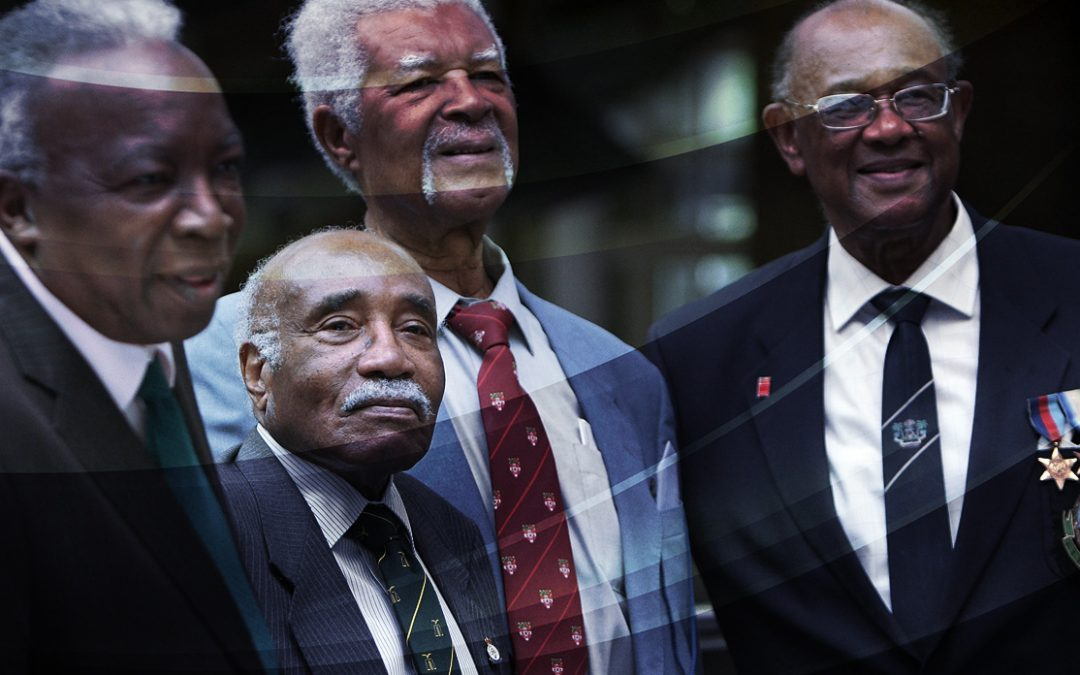Windrush Pioneers and Champions