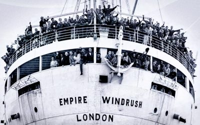 SAY NO TO THE GOVERNMENT'S WINDRUSH MONUMENT AT WATERLOO STATION
