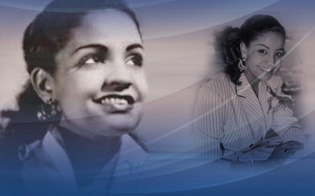 Windrush Foundation presents Mona Baptiste a Windrush 1948 Star