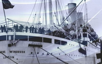 Woman Stowaway on Empire Windrush