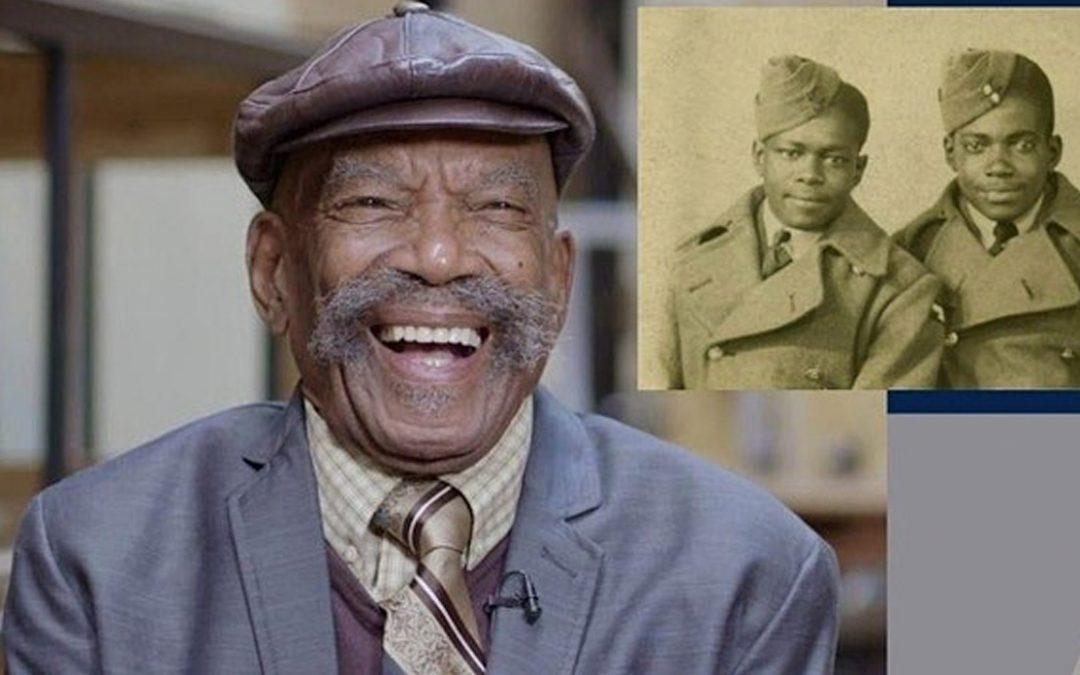 Alford Gardner at 95