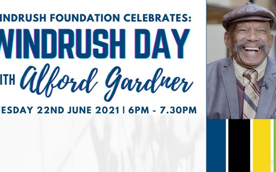 Windrush Day with Alford Gardner